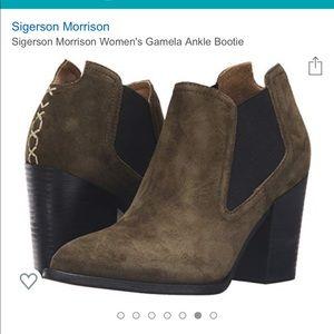 Sigerson Morrison™ Gamela boots.